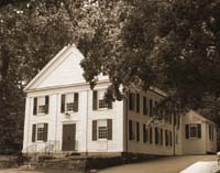 Click to enlarge photo of Bedford Historic Hall