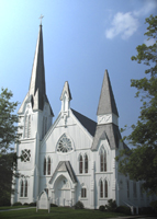 Click to enlarge photo of Bedford Presbyterian Church.