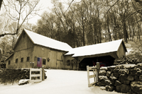 Click to enlarge photo of Pound Ridge Historic Farm