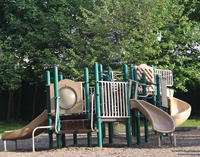 Click to enlarge photo of Patriot Park Playground