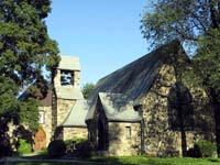 Click to enlarge photo of Union Church in Pocantico.